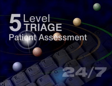 5 Level Triage and Patient Assessment. Online Program